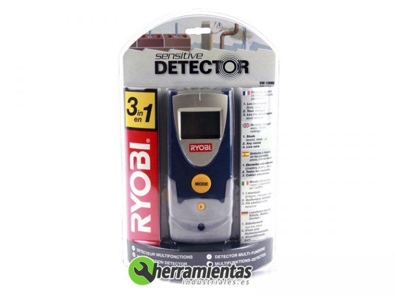 498HESW109U – Medidor detector Ryobi SW 109U