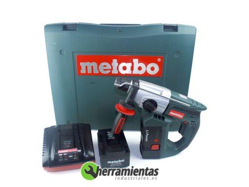 068HE60019050 – Martillo Metabo KHA 24 + Maletín plástico
