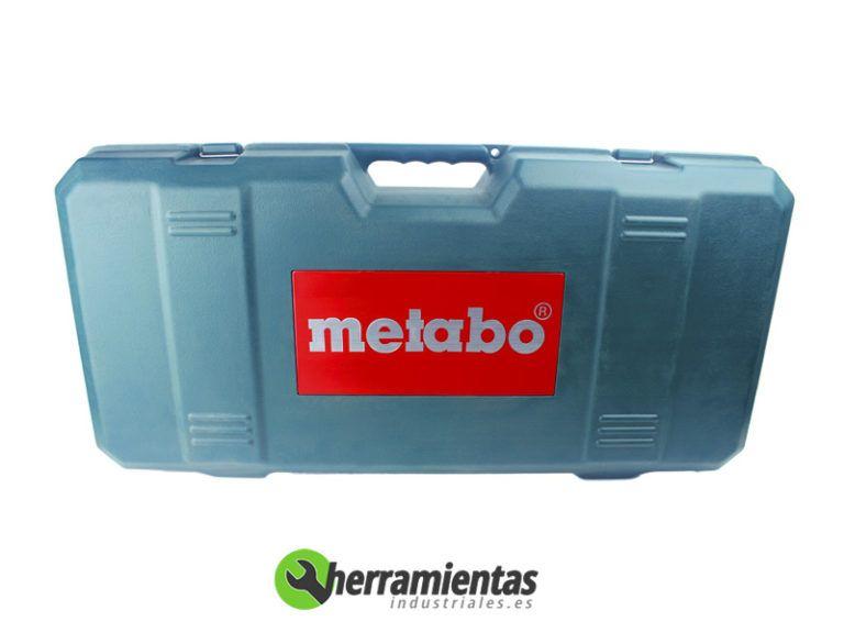 068HE60039600(2) – Martillo Metabo MHE 96 + Maletín plástico