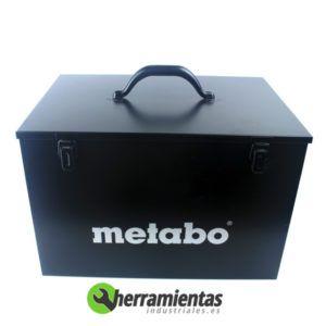 068HE60111900(2) – Rozadora Metabo MFE 30 + Maletín metálico