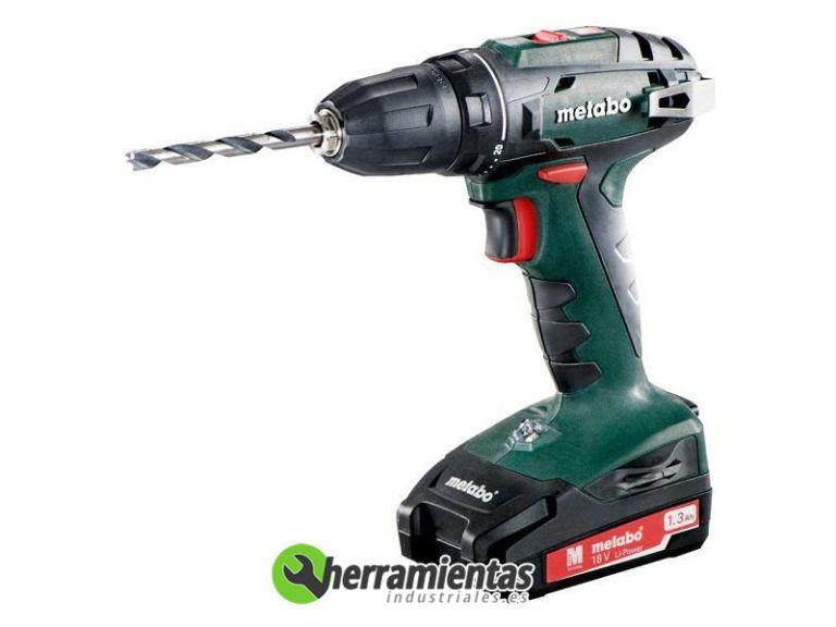 068HE60220750 – Taladradora atornilladora de batería Metabo BS 18