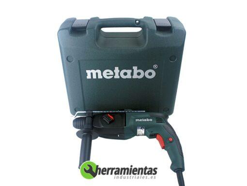 068HE60615300 – Martillo Metabo BHE 2444 + Maletín plástico