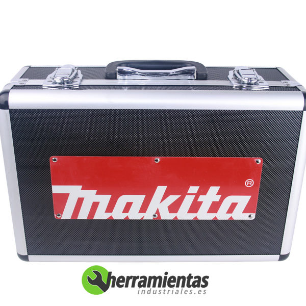 082GA4530X5(2) – Amoladora angular Makita GA4530X5 + Maletín metal