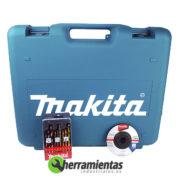 082HEDK1154(2) – Kit DK1154 Makita GA4530+HP1631 + Maletín plástico