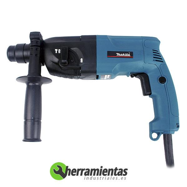 082HEHR2020 – Martillo Makita combinado HR2020 + Maletín plástico