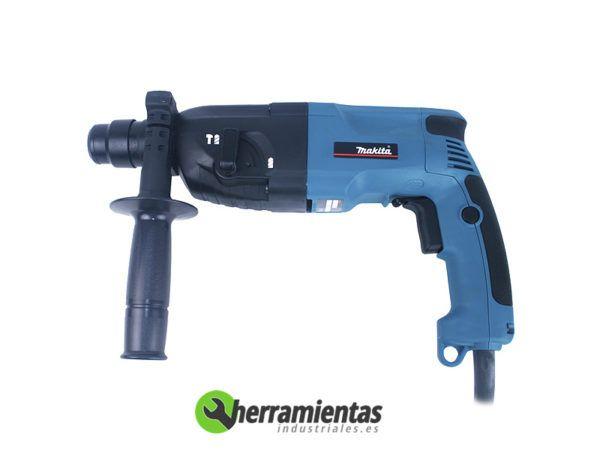 082HEHR2440 – Martillo Makita combinado HR2440 + Maletín plástico