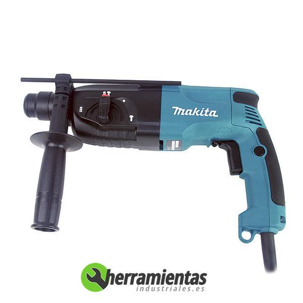 082HEHR2450 – Martillo rotativo Makita HR2450 + Maletín plástico