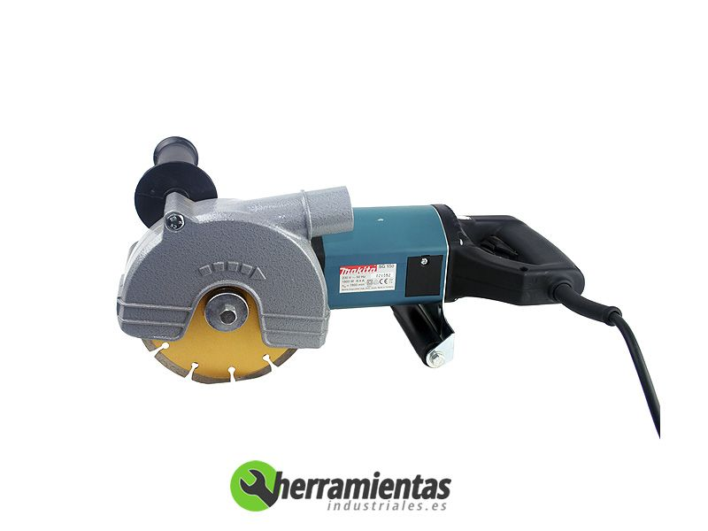 082HESG150 – Rozadora Makita SG150 + Maletín metálico