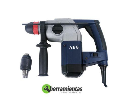238HEBH26LXE – Martillo Electroneumático AEG BH 26LXE + Maletín plástico