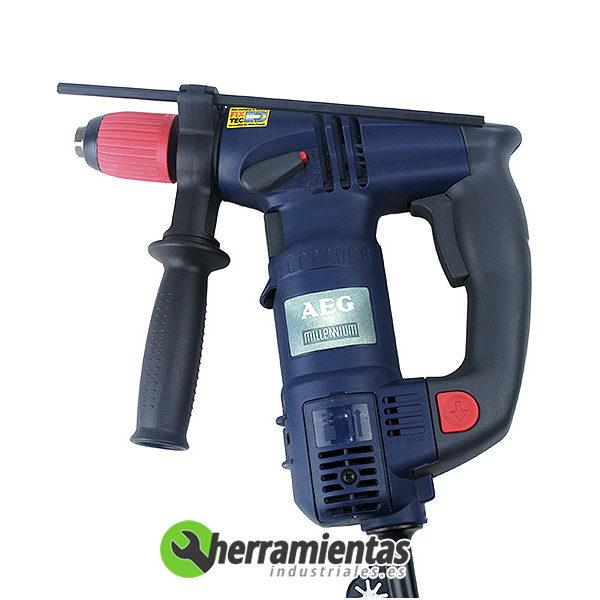 238HEERGOMAXF – Taladro AEG Ergomax + Maletín plástico