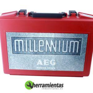 238HEERGOMAXF(2) – Taladro AEG Ergomax + Maletín plástico