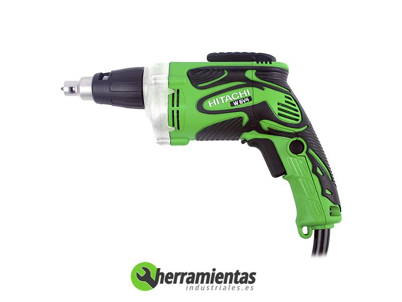 387599070010 + Atornillador Hitachi W6V4 + Maletín plástico
