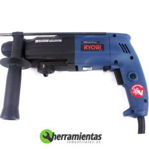 498HE-ED262VR – Taladro Ryobi ED 262VR + Maletín plastico