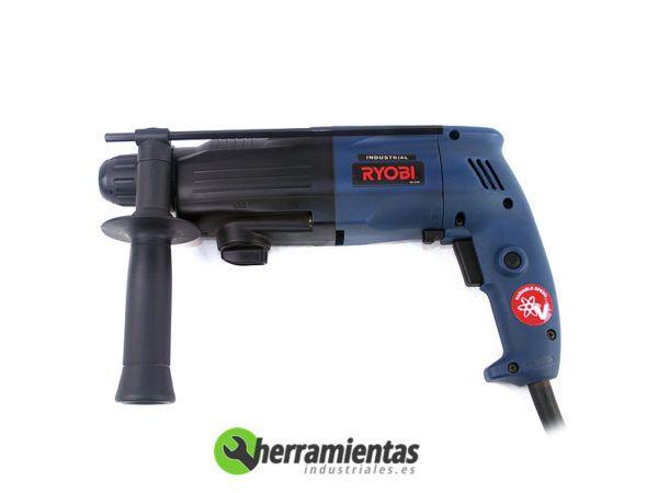 498HE-ED263VR – Taladro Ryobi ED 263VR + Maletín plastico