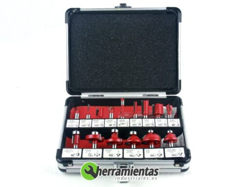675HM55551 – Juego de Fresolines Mifer Set de 15