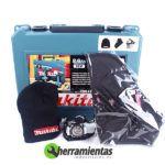 082HEDK1059DSP(2) – Kit Makita DK1059DSP + Maletín plástico (6317D+6916FD)