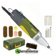 417HM2228481 – Taladro Rectificador Proxxon IBS-E + Maletín plástico
