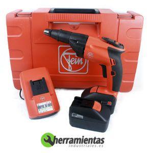 84771131162000 – Atornillador Fein ASCS 6.3 + Maletin plástico