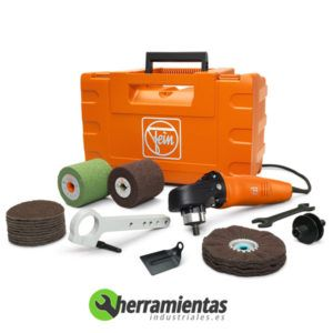 84772214950010 – Kit Pulidora Fein WPO 14-25 E + Maletín plástico