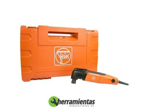 84772293753010 – Multiherramienta Fein FMM 250 Q Basic + Maletín plástico