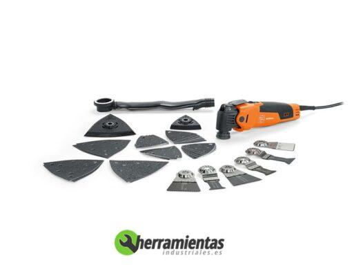 84772295276000 – Multiherramienta Fein FMM 350 QSL 2017 editión + Maletín plástico