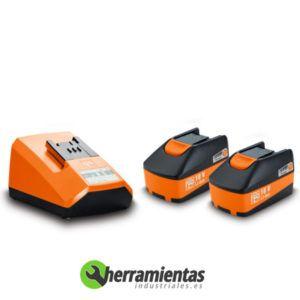 84792604300030 – Set de inicio baterías Fein 18V