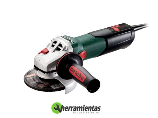 Amoladora Angular Metabo W 9-125 Quick