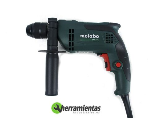 068HE60067151 – Taladro percutor Metabo SBE 650