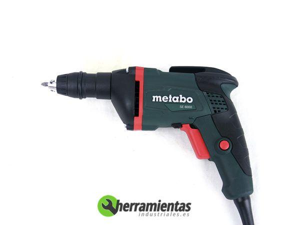 068HE62004600 – Atornillador eléctrico Metabo SBE 6000