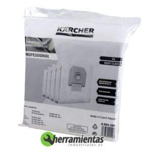 079RK6904285 – Bolsas filtrantes Karcher 6.904-285 (5 Ud)