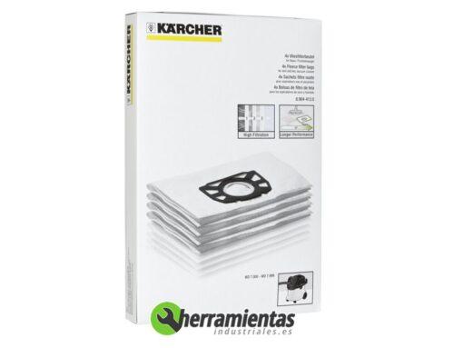 079RK6904413 – Set bolsa filtrante fieltro Karcher 6.904-413