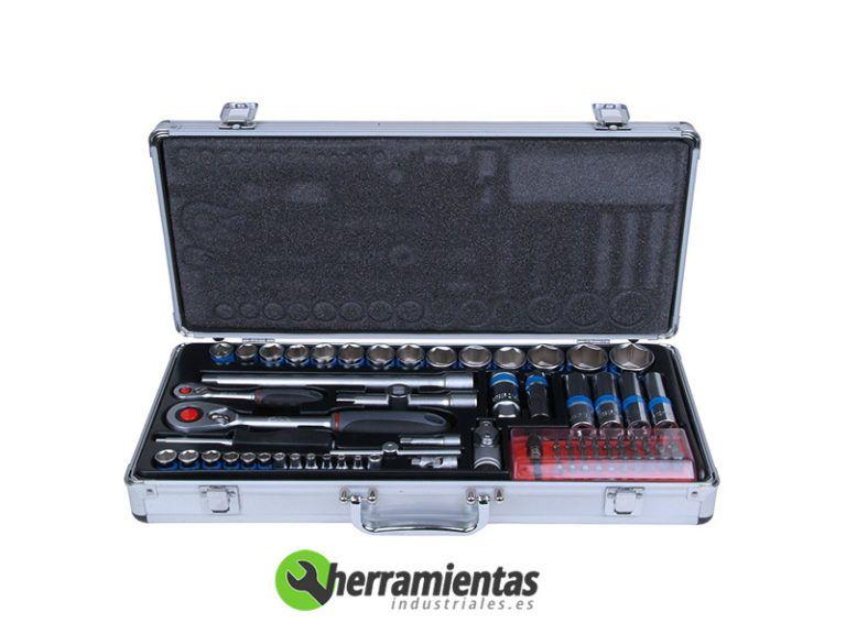 100014009015 – Set herramientas profesional Cofan (74 piezas)