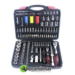 1004RH-LLAV0134 – Maletín 111 Piezas llaves de vaso Roher RH-LLAV013