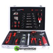 583HMJH47 – Maletín herramientas Ferrestock (47 piezas)