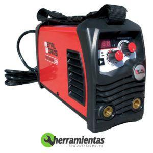 670HM829650211 – Equipo de soldadura Inverter Premium 211 + Maletín