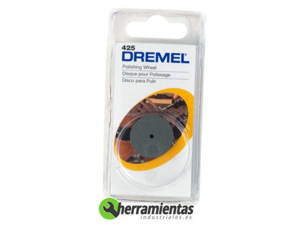 387582210092 – Disco de pulir Dremel (425)