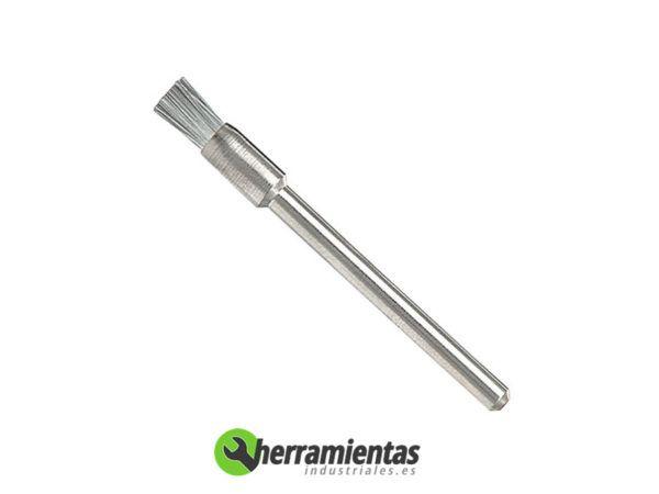 387582210158(2) – Cepillo de acero al carbono Dremel (443)
