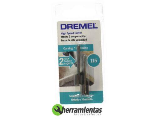 98426150115JA – Fresa de alta velocidad Dremel (115)