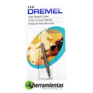98426150118JA – Fresa de alta velocidad Dremel (118)