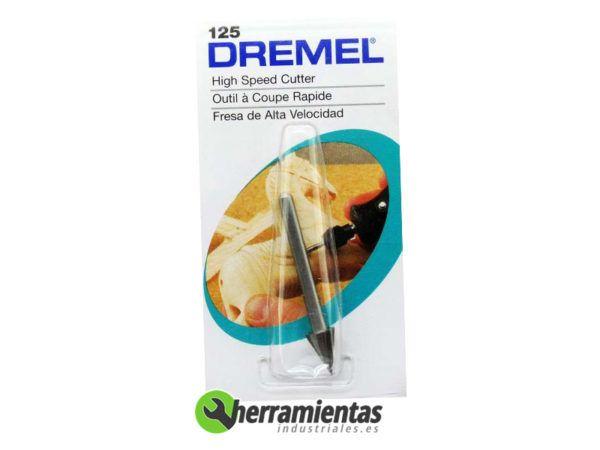 98426150125JA – Fresa de alta velocidad Dremel (125)