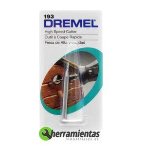 98426150193JA – Fresa de alta velocidad Dremel 2,0MM (193)