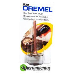 9842615053032 – Cepillo de acero inoxidable Dremel (530)