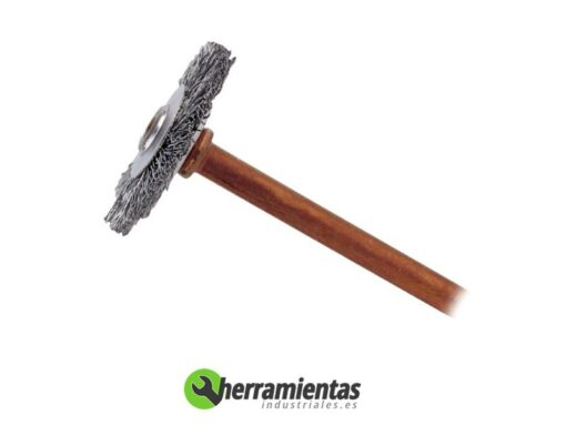 9842615053032(2) – Cepillo de acero inoxidable Dremel (530)