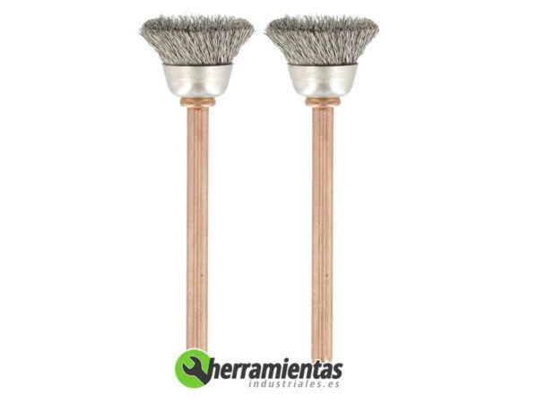 98426150531JA(2) – Cepillo de acero inoxidable Dremel (531)