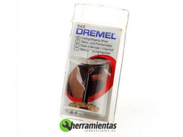 9842615054265 – Disco de corte para madera Dremel (542)