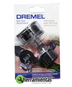 98426150670JA – Minisierra circular de corte Dremel (670)