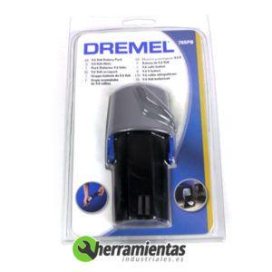 98426150785PB – Grupor de Acumuladores 9,6V Dremel (785PB)