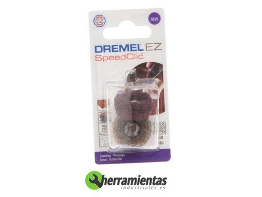 9842615S511JA – Disco de pulir abrasivo grano 180-280 Dremel (S511)