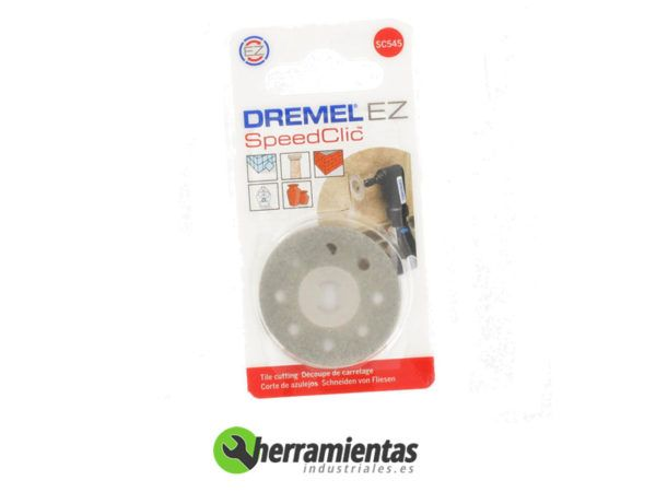 9842615S545JB – Disco de Diamante Dremel (SC545)