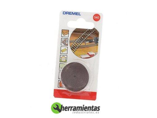 9872615054032 – Disco de corte para madera, metal y plástico Dremel (540)